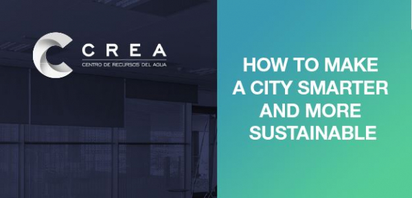 Asistencia gratuita: How to make  a city smarter and more sustainable