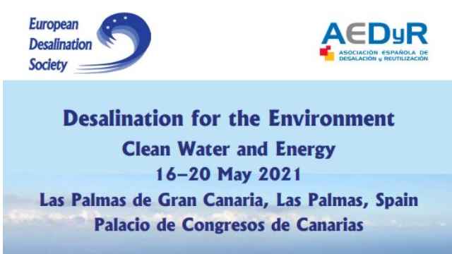 Desalination for the Environment: Clean Water and Energy